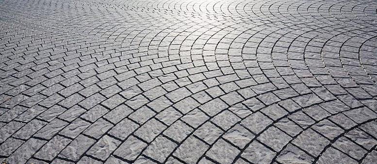 قیمت انواع سنگ فرش حیاط