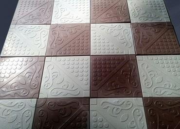 سنگ فرش پلیمری