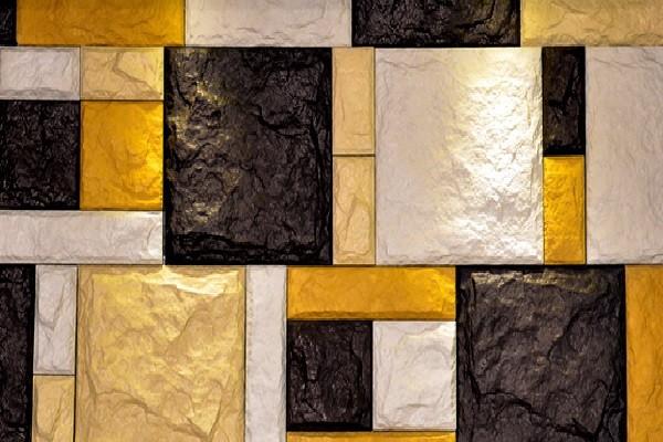 موزاییک های پلیمری دارای طرح و رنگ های متنوع