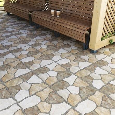 به کار بردن سنگ های پلیمری به صورت سنگ فرش چه مزیت هایی در پی خواهد داشت ؟