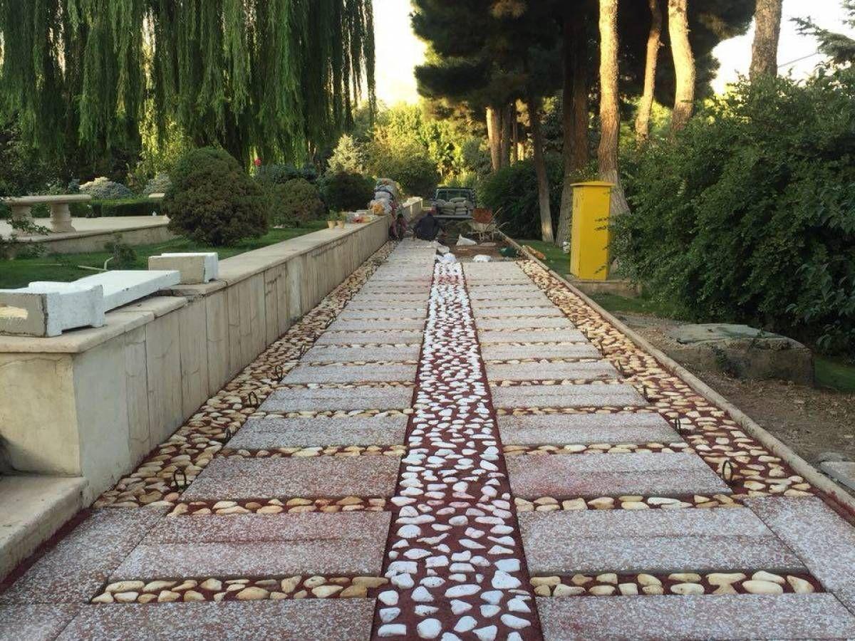 از واش بتن اصفهان در چه محوطه هایی استفاده می شود؟