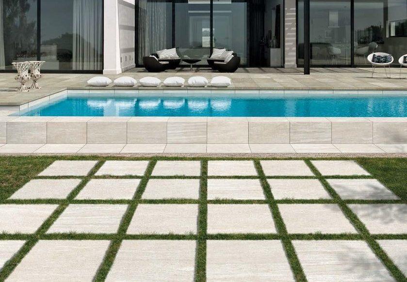 اصول استفاده از سنگ فرش های بتنی
