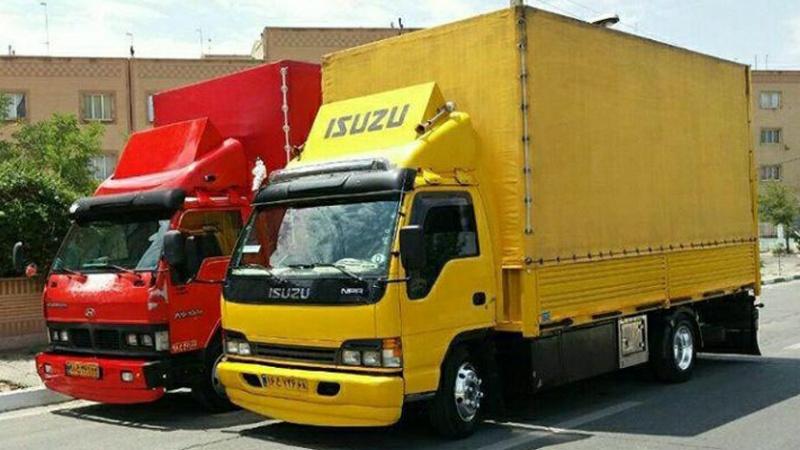 وزن و ظرفیت وسایل نقلیه برای حمل کفپوش های مختلف